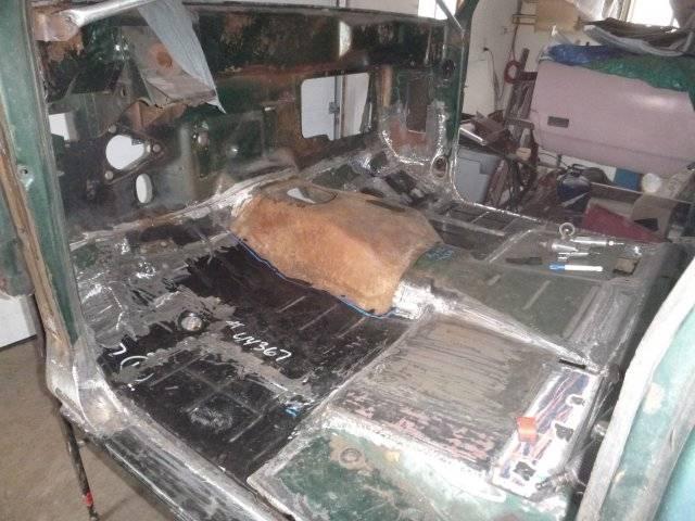 83 Dodge D150 Restoration   Rust Repair Help