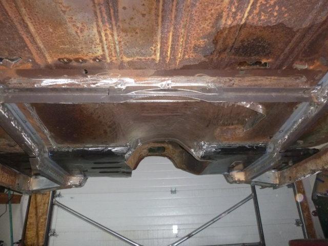 76 Dodge floor under.jpg