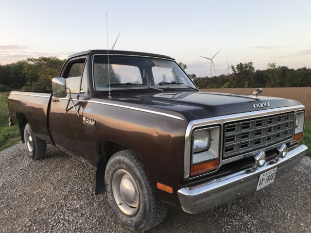 1981 D150 'Slant Six to 440 Swap'   For Trucks Only Forum