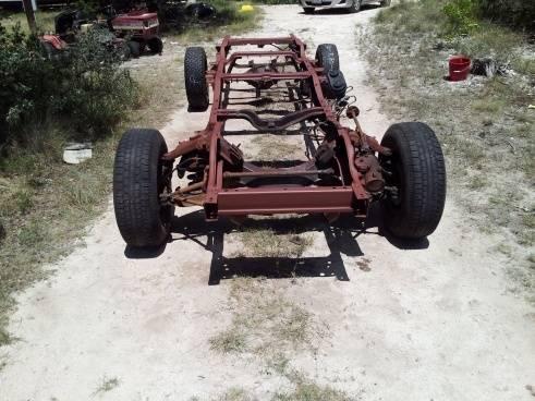 1985 Dodge Ram D150 Frame Swap Questions Help