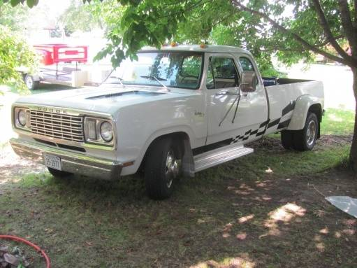 FOR SALE 1977 Dodge Dually   For Trucks Only Forum