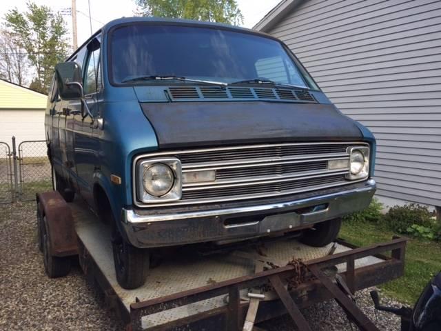 FOR SALE - 1976 dodge Van   For Trucks Only Forum